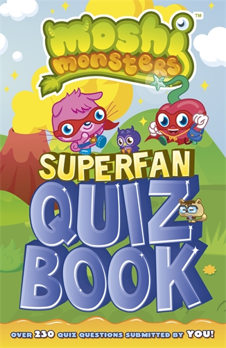 цены Moshi Monsters: Superfan Quiz Book