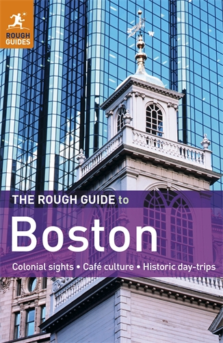 The Rough Guide to Boston leyland s a curious guide to london tales of a city