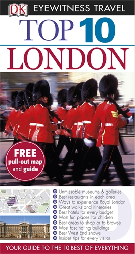 DK Eyewitness Top 10 Travel Guide: London leyland s a curious guide to london tales of a city