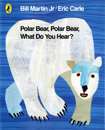 Polar Bear, Polar Bear, What Do You Hear? майка борцовка print bar серф авто