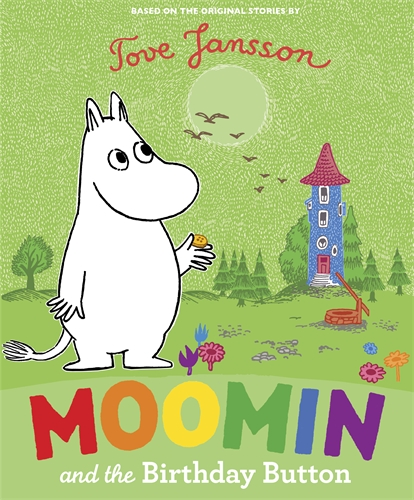 Купить Moomin and the Birthday Button,