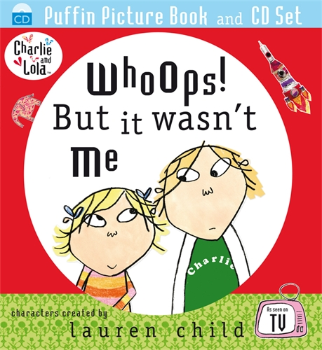 Charlie and Lola: Whoops! But it Wasn't Me charlie and lola snow is my favourite and my best