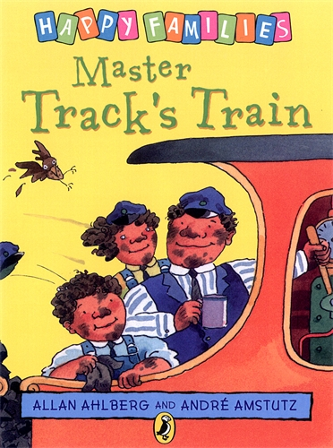 Master Track's Train little red train s race to the finish