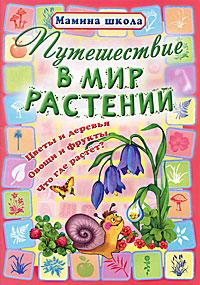 Путешествие в мир растений разнообразный мир растений