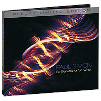 Пол Саймон Paul Simon. So Beautiful Or So What. Deluxe Limited Edition (CD + DVD) beautiful darkness