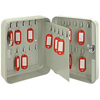 Ящик для 30 ключей Office-Force, цвет: серый
