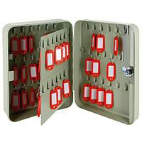 Ящик для 108 ключей Office-Force, цвет: серый