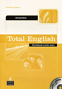 Starter: Total English: Workbook (+ CD-ROM) with key blue fins starter level cd rom