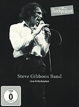 Steve Gibbons Band: Live At Rockpalast made for loving шарф