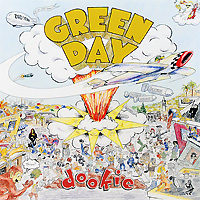 Green Day Green Day. Dookie (LP) green day green day dookie picture disc