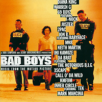 Bad Boys. Music From The Motion Picture