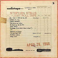 Стивен Стиллс Stephen Stills. Just Roll Tape. April 26, 1968 (LP) super star 3