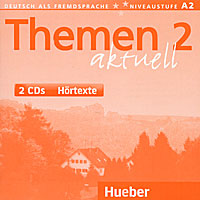 Themen Aktuell 2 (аудиокурс MP3 на 2 CD) in touch 2 аудиокурс на 3 cd