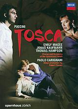 Puccini: Tosca theatre of incest