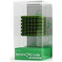 Неокуб Alpha 216 Green 5mm, цвет: зеленый, 216 элементов