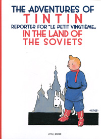 The Adventures of Tintin: Tintin in the Land of the Soviets ]the adventures of tintin tintin and the picar