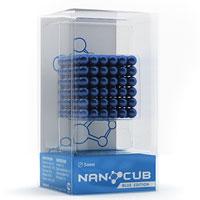 Неокуб Alpha 216 Blue 5mm, цвет: темно-синий