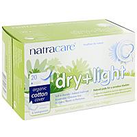 Гигиенические прокладки при недержании Natracare Dry + Light, 20 шт782126003508Гигиенические прокладки Natracare Dry + Light предназначены для использования при незначительном (стрессовом) недержании. Каждая четвертая женщина после 35 лет или в последние месяцы беременности страдает легким недержанием мочевого пузыря.Каждая прокладка снабжена влагонепроницаемым барьером и упакована в кармашек из бумаги. Покрытие состоит из Био-хлопка - экологически чистого продукта, выращенного без использования пестицидов, не содержит вредные ингредиенты, не отбелено хлором, и полностью разлагается после применения. В производстве прокладок использовался биопласт - пластик нового поколения, изготовленный из кукурузного крахмала, без ГМО. Он воздухопроницаемый, но не пропускает жидкость. В противоположность обычным пластикам, биопласт изготовлен из растительных материалов и биоразлагается. Характеристики: Состав: Био-хлопок, древесная целлюлоза, кукурузный крахмал, синтетический каучук (клей на нижнем основании прокладки). Количество прокладок: 20 шт. Размер упаковки: 17,5 см х 9,5 см х 11 см. Производитель: Великобритания. Изготовитель: Швеция. Артикул: 782126003508.Товар сертифицирован.Компания Bodywise была создана в Великобритании в 1989 году. На сегодняшний день она имеет представительства более чем в 40 странах мира. Компания Bodywise предлагает экологически чистые гигиенические средства для женщин.Серия Natracare представляет более 20 наименований средств персональной гигиены высокого качества.Женские гигиенические средства Natracare были созданы Сюзи Хьюсон в 1989 году в результате обеспокоенности разрушающим эффектом, который оказывает загрязнение диоксинами на здоровье женщин. На сегодняшний день разработан большой диапазон по-настоящему био и натуральных продуктов для женщин и детей. Продукция Natracare является продукцией, рекомендованной врачами-гинекологами.