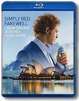 Simply Red - Farewell: Live In Concert At Sydney Opera House (Blu-ray) the berlin concert domingo netrebko villazon blu ray