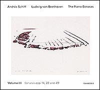 Андрас Шифф Andras Schiff. Beethoven. The Piano Sonatas, Vol. III beethoven sonatas