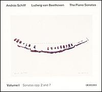 Андрас Шифф Andras Schiff. Beethoven. The Piano Sonatas, Vol. I (2 CD)