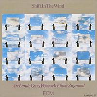 Гэри Пикок,Арт Ланде,Элиот Зигмунд Gary Peacock. Shift In The Wind гэри мур gary moore old new ballads blues
