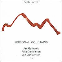 Кейт Джарретт,Ян Гарбарек,Палл Даниельсон,Джон Кристенсен Keith Jarrett. Personal Mountains