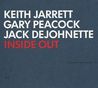 Кейт Джарретт,Гэри Пикок,Джек Де Джонетт Keith Jarrett, Gary Peacock, Jack Dejohnette. Inside Out