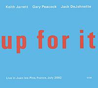 Кейт Джарретт,Гэри Пикок,Джек Де Джонетт Keith Jarrett. Up For It