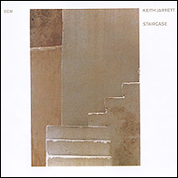 Кейт Джарретт Keith Jarrett. Staircase (2 CD) музыка cd dvd dsd 1cd