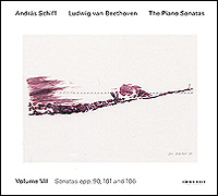 Андрас Шифф Andras Schiff. Beethoven. The Piano Sonatas. Vol. VII beethoven sonatas