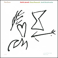Кейт Джарретт,Гэри Пикок,Джек Де Джонетт Keith Jarrett Trio. The Cure