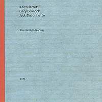 Кейт Джарретт,Гэри Пикок,Джек Де Джонетт Keith Jarrett. Standards In Norway