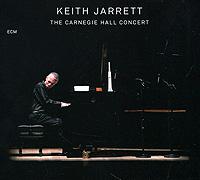 Кейт Джарретт Keith Jarrett. The Carnegie Hall Concert (2 CD)