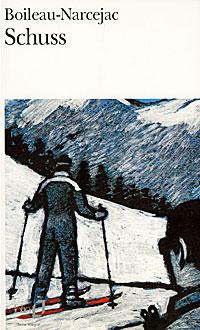 Boileau-Narcejac Schuss l aven en contre bas de la montagne sainte margueriteрепродукции гогена 40 x 30см