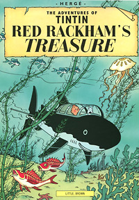 The Adventures of Tintin: Red Rackham's Treasure treasure hunters quest for the city of gold