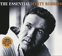 Марти Роббинс Marty Robbins. The Essential (2 CD) музыка cd dvd dsd 1cd
