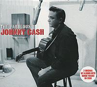 Джонни Кэш Johnny Cash. The Fabulous (2 CD) тир проекционный johnny the skull джонни черепок с 1 бластером