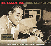 Дюк Эллингтон Duke Ellington. The Essential (2 CD) the duke