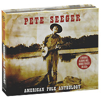 Пит Сигер Pete Seeger. American Folk Anthology (3 CD) музыка cd dvd cctv cd dsd