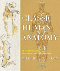 Classic Human Anatomy: The Artist's Guide to Form, Function, and Movement anatomy of a disappearance