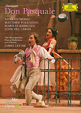 Netrebko, Anna Donizetti: Don Pasquale the charmer