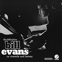 Фото Билл Эванс Bill Evans. The Definitive Bill Evans On Riverside And Fantasy (2 CD)