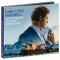 The Simply Red Simply Red. Farewell. Live At Sydney (CD + DVD) simply red farewell live in concert at sydney opera house