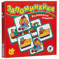 Дрофа-Медиа Обучающая игра Развиваем память Игрушки развиваем мышление в мире математики
