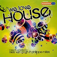 Миша Мур,Terri B,Stefano Noferini,Нильс Ван Гог,Джесс Воорн,Димитри Вегас We Love House (2 CD) bosch my friend mix 20