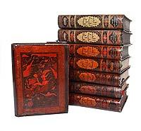 Книга Тысячи и одной ночи. В 8 томах (комплект)