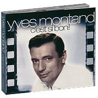 Ив Монтан Yves Montand. C'est Si Bon! (2 CD) музыка cd dvd cctv cd dsd