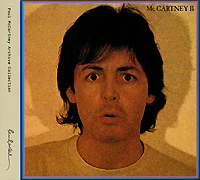 Фото Пол Маккартни Paul McCartney. McCartney II. Special Edition (2 CD)