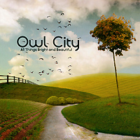 Owl City Owl City. All Things Bright And Beautiful kitunv22010unv86920 value kit universal steno book unv86920 and universal mechanical pencil unv22010